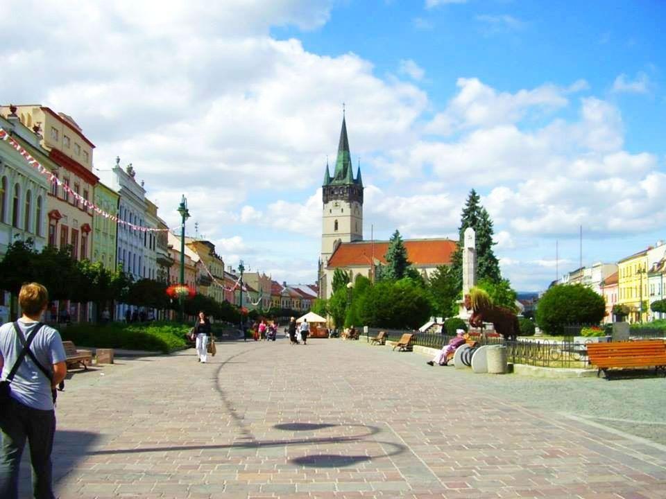 Prešov, Farsky kostol,