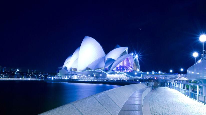 Sydney, opera, Austrália