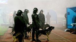 futbal, ťažkoodenci, Slovan - Sparta