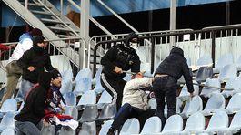 Slovan - Sparta, bitka, fanúšikovia
