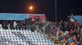 Slovan - Sparta, fanúšikovia, výtržnosti