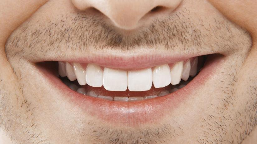 zuby, erózia