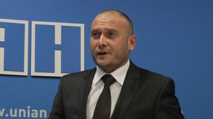 Dmitro Jaroš