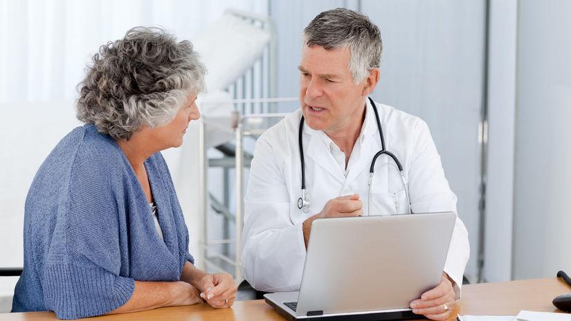 lekár, doktor, choroba, vyšetrenie, nemocnica,...