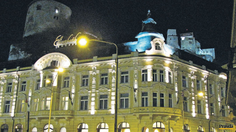 hotel Elizabeth, Trenčín