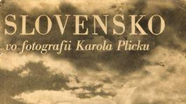 Karol Plicka, obálka, kniha, fotografie