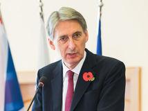 Philip Hammond, minister zahraničia