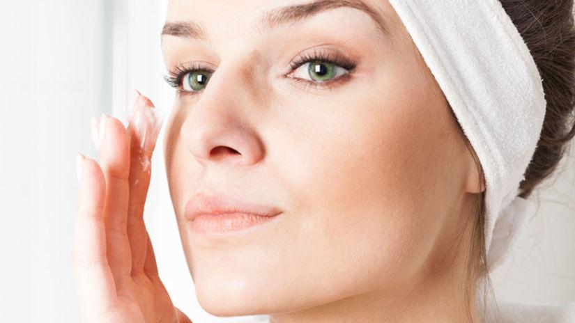 Používanie nočných krémov pokožke prospieva.