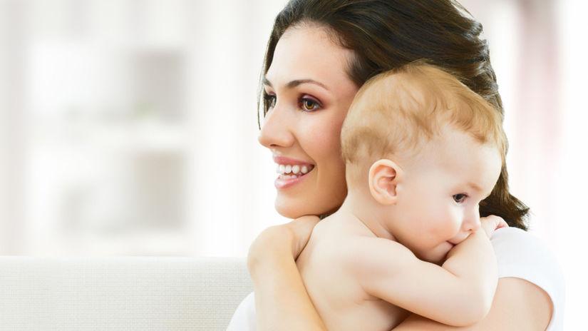 bábätko, materstvo,