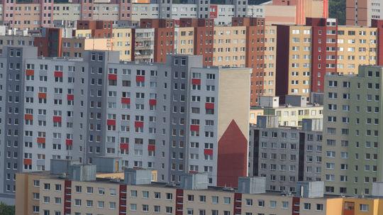 Ceny bytov na Slovensku sú na vrchole