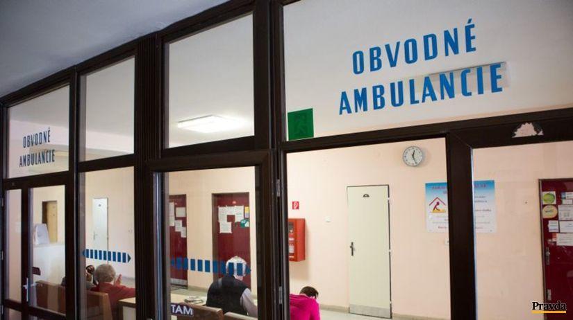 čakáreň, pacient, ambulancia, všeobecný...