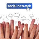 sociálna sieť, Facebook, Twitter, komunikácia, internet,