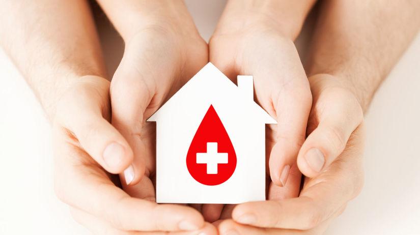 krv, červený kríž