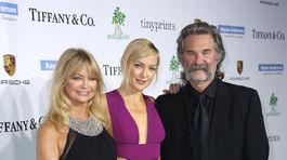 Goldie Hawn s Kate Hudson a  Kurt Russell