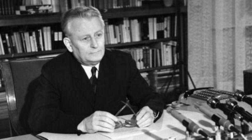 antonín novotný, 1964, voľby, prezident, ČSSR