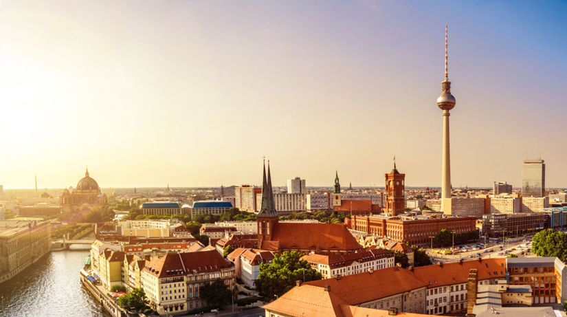 Berlin, centrum,