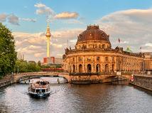 berlin, muzeum, veza