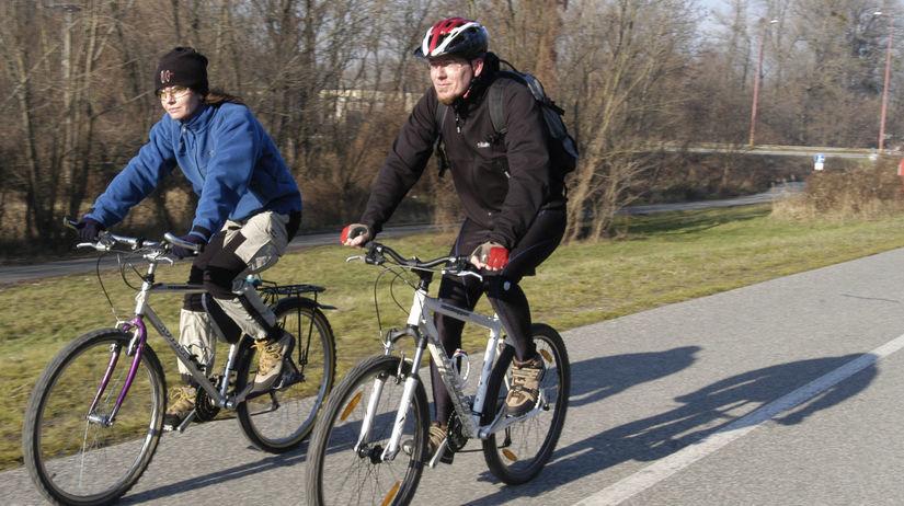 bicykel, hradza,