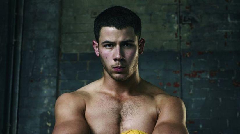 Nick Jonas v seriáli Kingdom