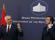 Srbsko, Albánsko, Aleksandar Vučič, Edi Rama