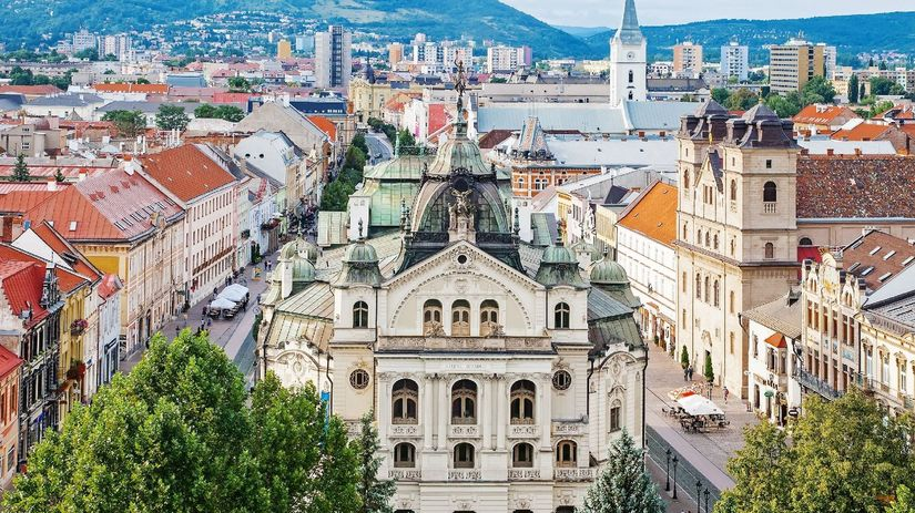 Košice, hlavná