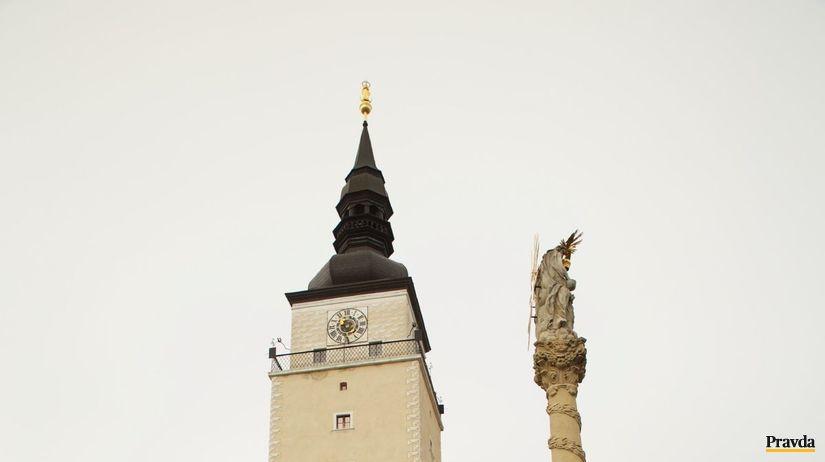 Trnava, mestská veža