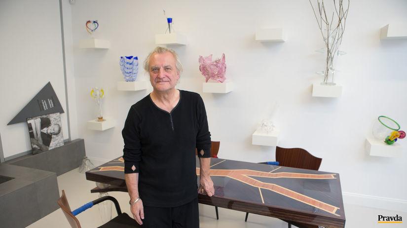 Bořek Šípek, architekt a dizajnér