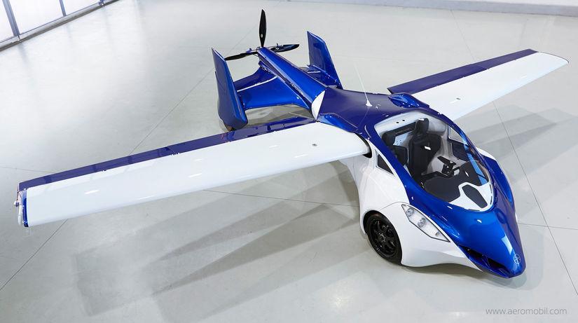 lietajúce auto, AeroMobil 3.0