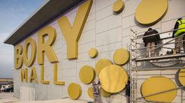 Nákupné centrum Bory Mall