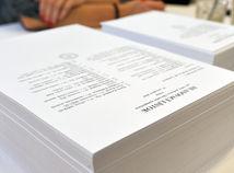 komunálne voľby 2014, hlasovacie lístky, Svinia