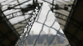 Tour Triangle v Paríži - vizualizácia
