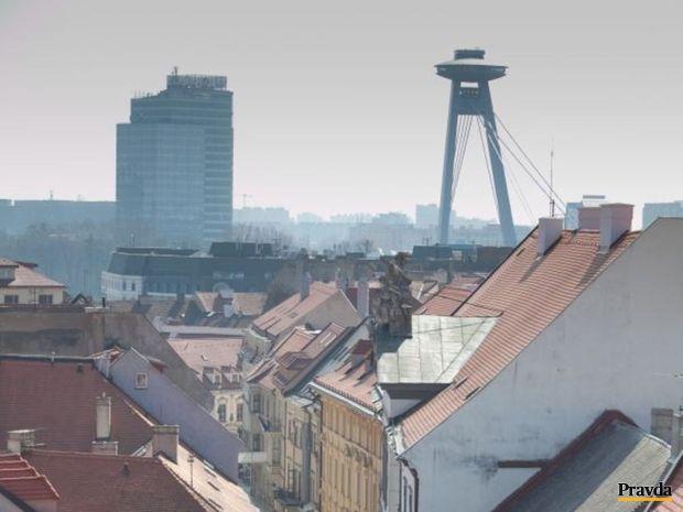 Bratislava, byt, bývanie