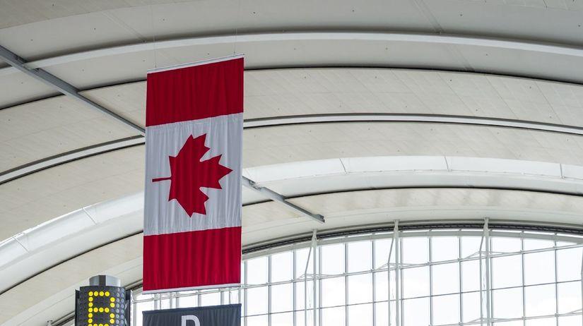 Kanda, letisko, kufre, cestovanie, cestujúci