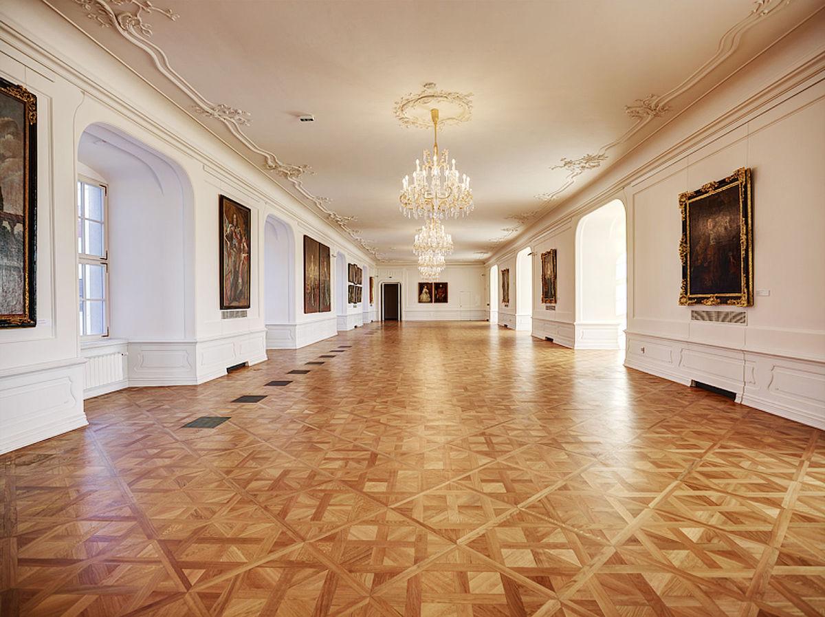 Bratislavský hrad, rekonštrukcia hradného paláca