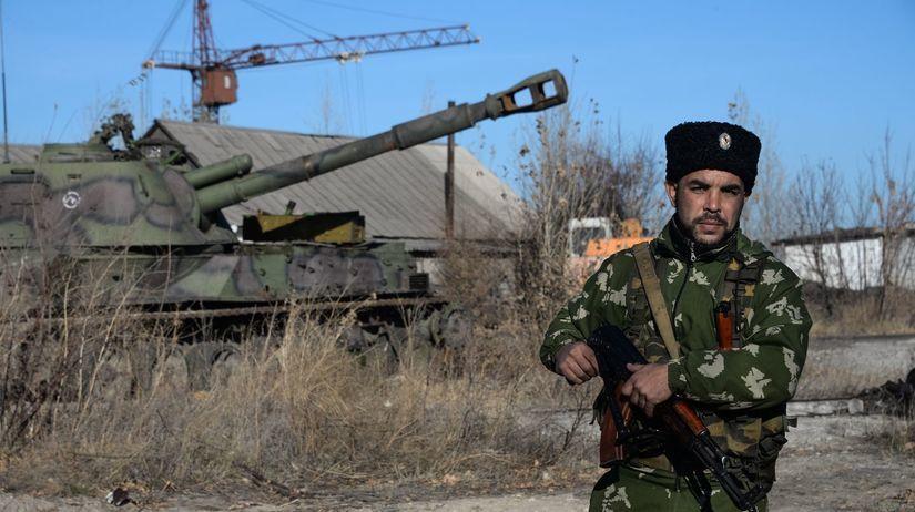 Ukrajina, rebeli