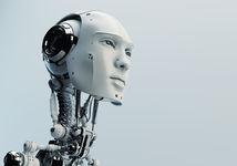umelá inteligencia, AI, stroj, superpočítač, robot