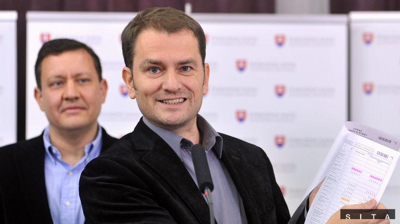 Igor Matovič, Daniel Lipšic