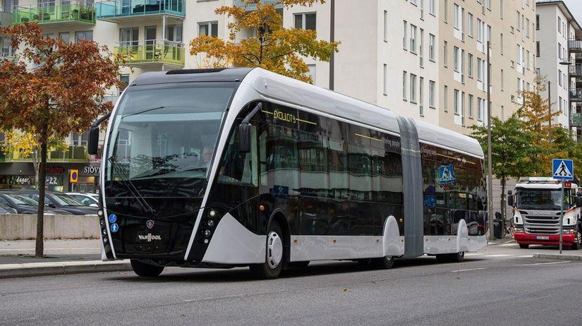 Scania Van Hool Exqui.City - mestský autobus