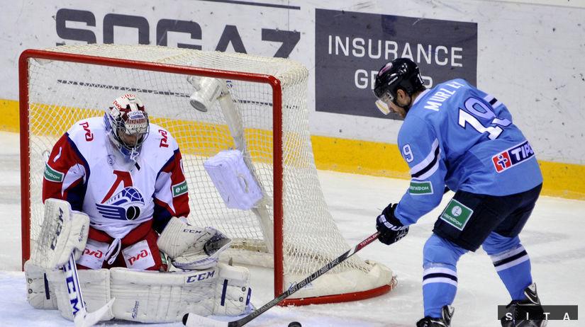 Matt Murley, Curtis Sanford, Slovan, Jaroslavľ