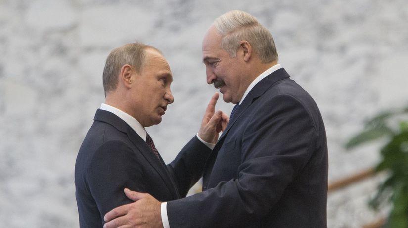Bielorusko, Alexander Lukašenko, Vladimir Putin