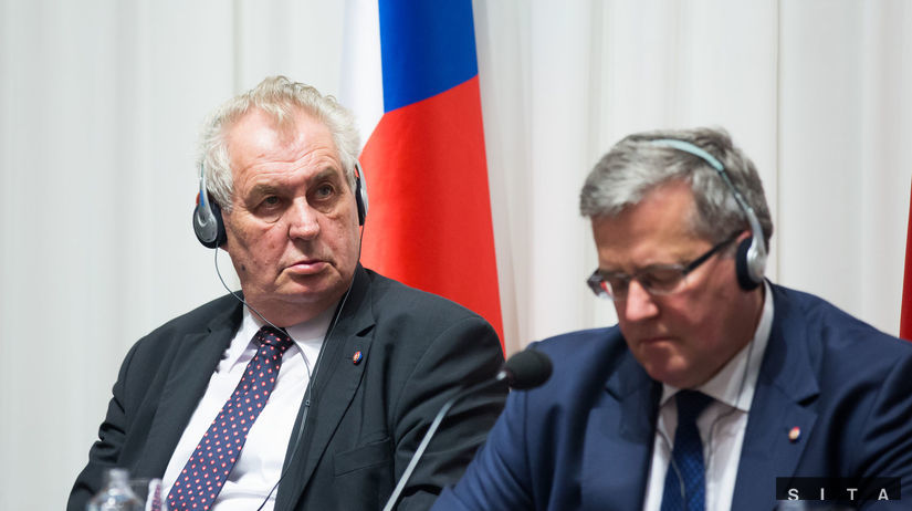 Miloš Zeman, Česko, prezident