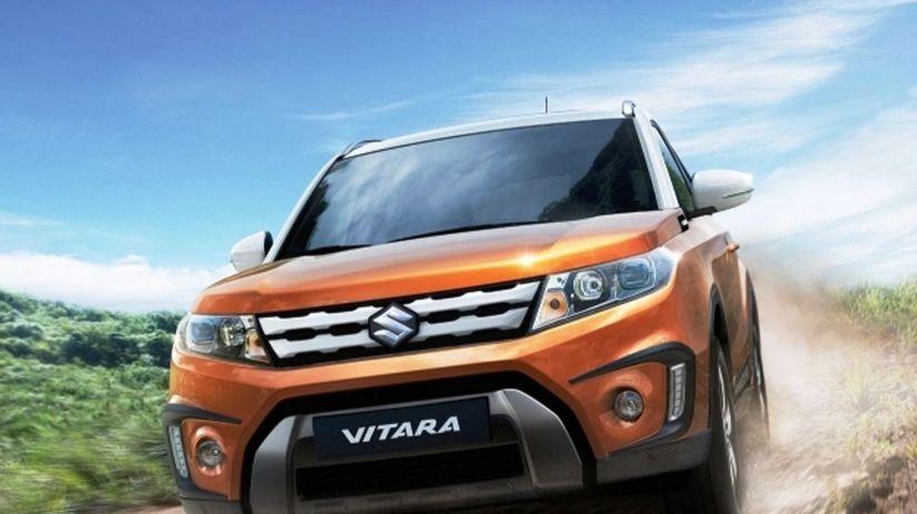 Suzuki Vitara 2015  Poznáme predbežné technické údaje - Novinky ... eca6704df76