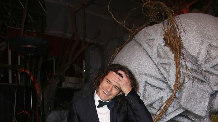 Herec Orlando Bloom.