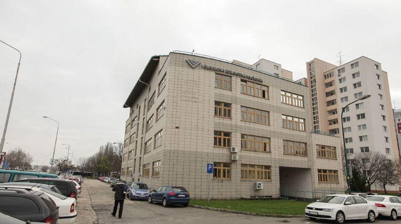 VZP, Mamateyova ulica, Všeobecná zdravotná...