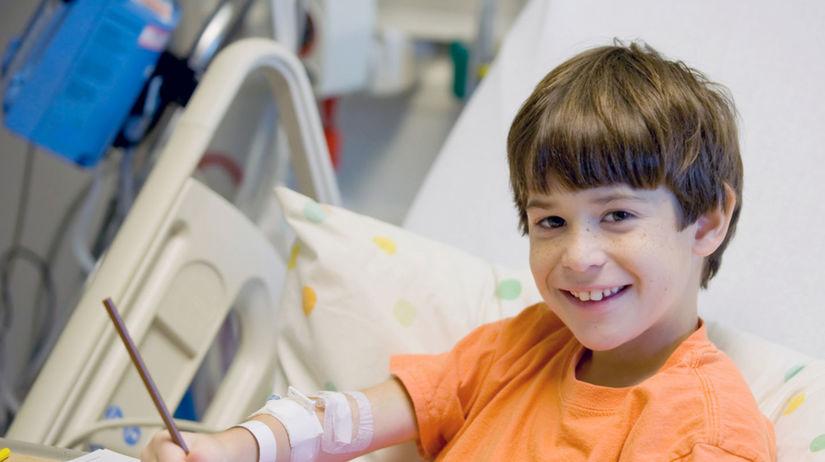 dieťa, nemocnica, detský pacient