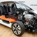 Nissan Leaf - batérie