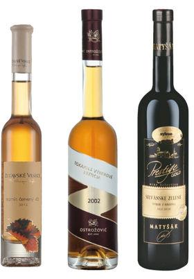 Výberové vína
