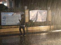Filipíny, tajfún, Hagupit, dážď, vietor