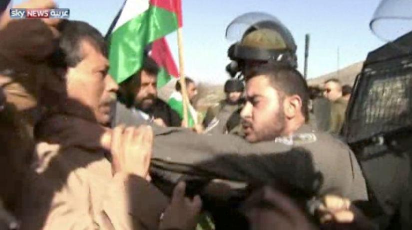 Izrael, Palestína, nepokoje