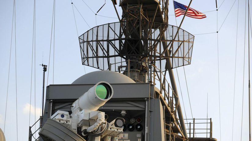 LaWS, laserová zbraň